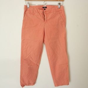 GAP Coral Skinny Pants sz 2